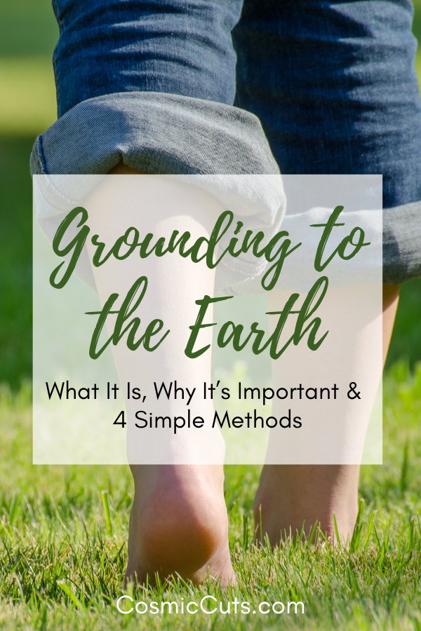 Grounding to the Earth What It Is, Why It's Important & 4 Simple Methods