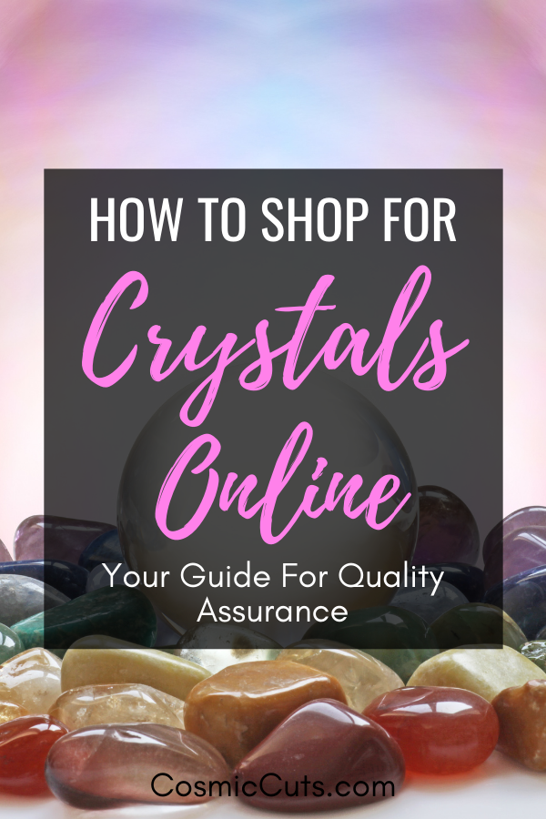 Guide for Buying Crystals Online