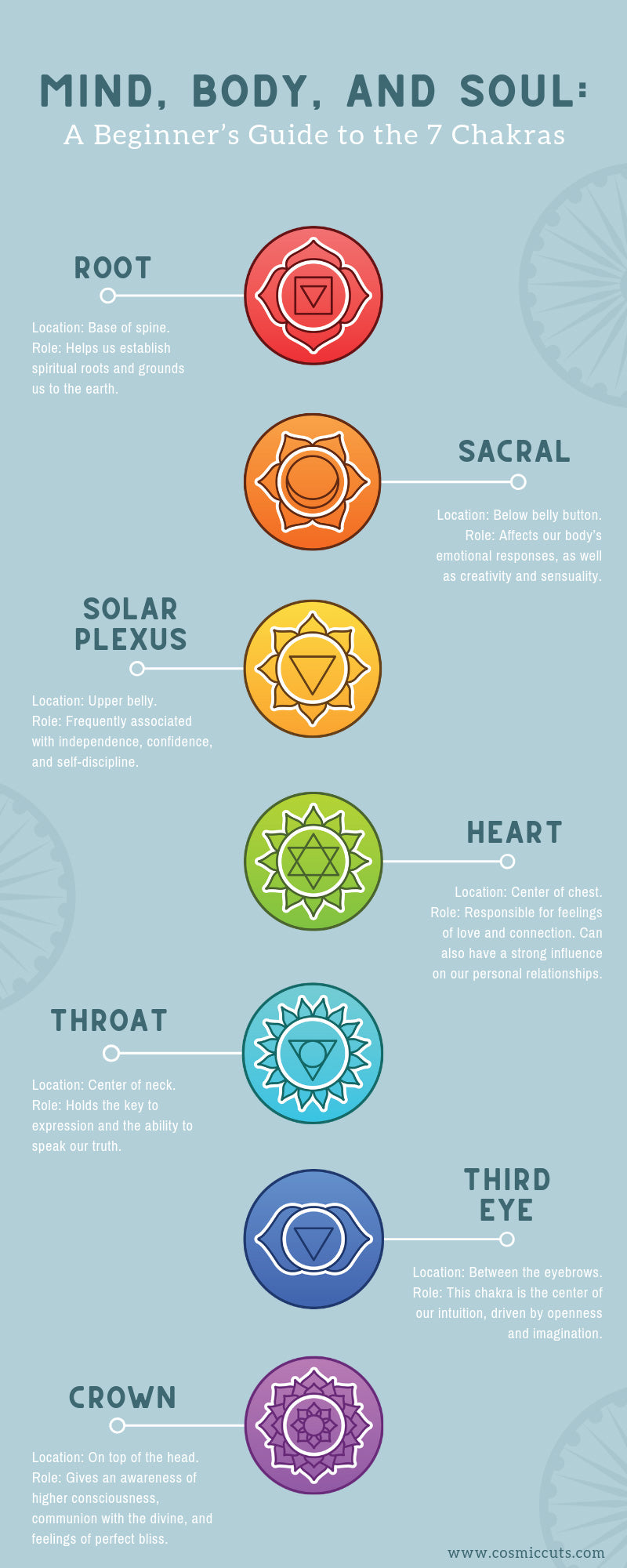 Mind, Body, and Soul: A Beginner's Guide to the 7 Chakras