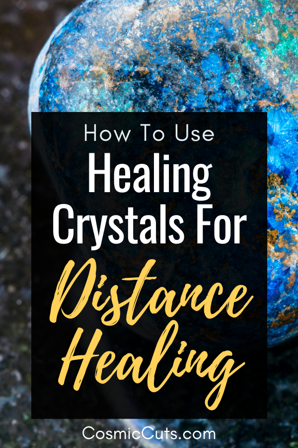 Healing Crystals for Distance Healing