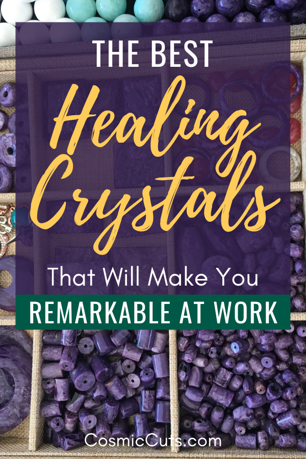 Healing Crystals for Work