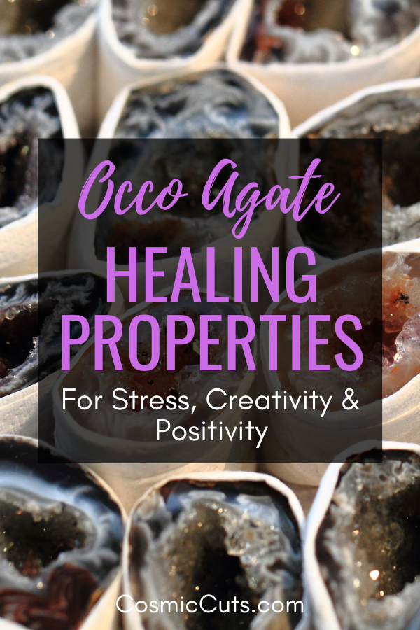 Healing Properties of Occo Agate