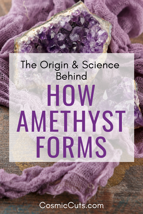 How Amethyst Forms