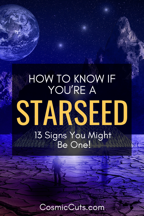 How to Know if You're a Starseed