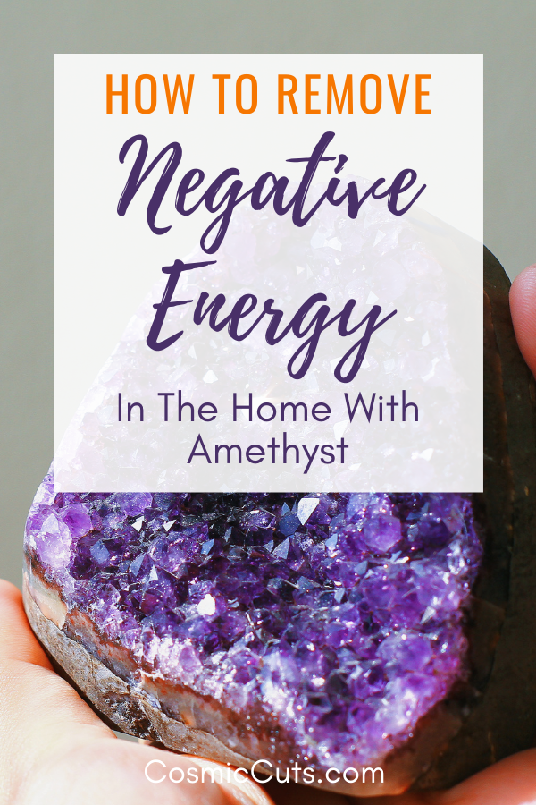 How to Remove Negative Energy in the Home