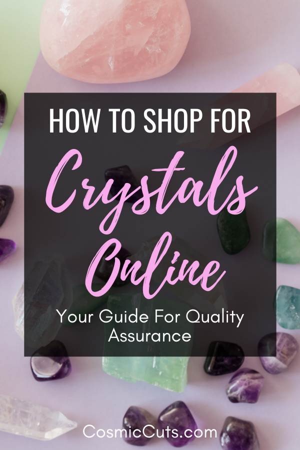 How to Shop for Crystals Online