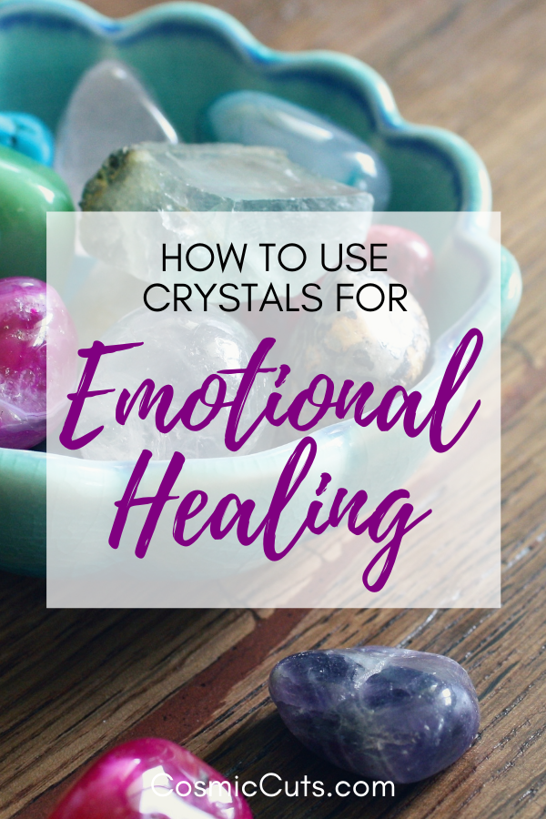 How to Use Crystals for Emotional Healing