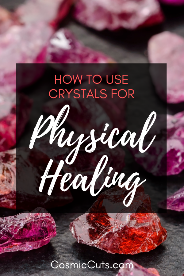 How to Use Crystals for Physical Healing