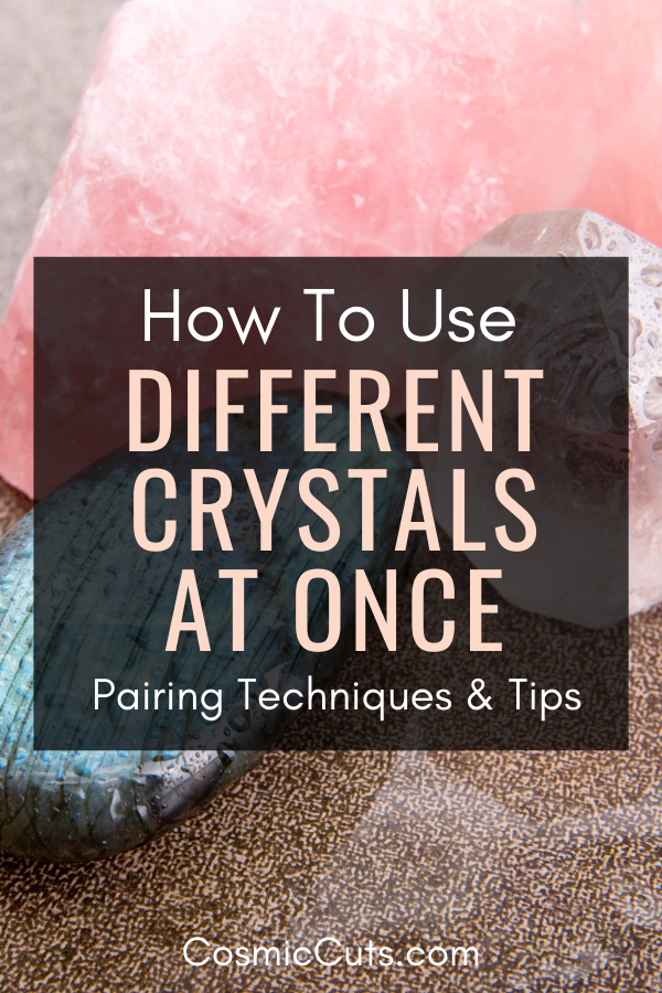 How to Use Different Crystals