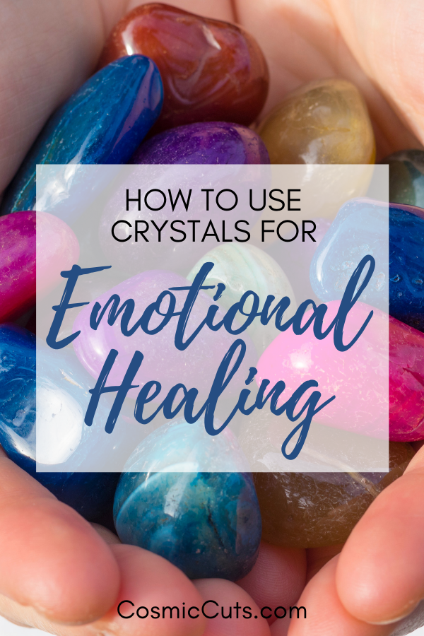 How to Use Emotional Healing Stones
