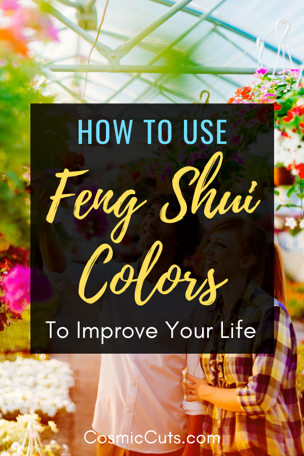 How to Use Feng Shui Colors