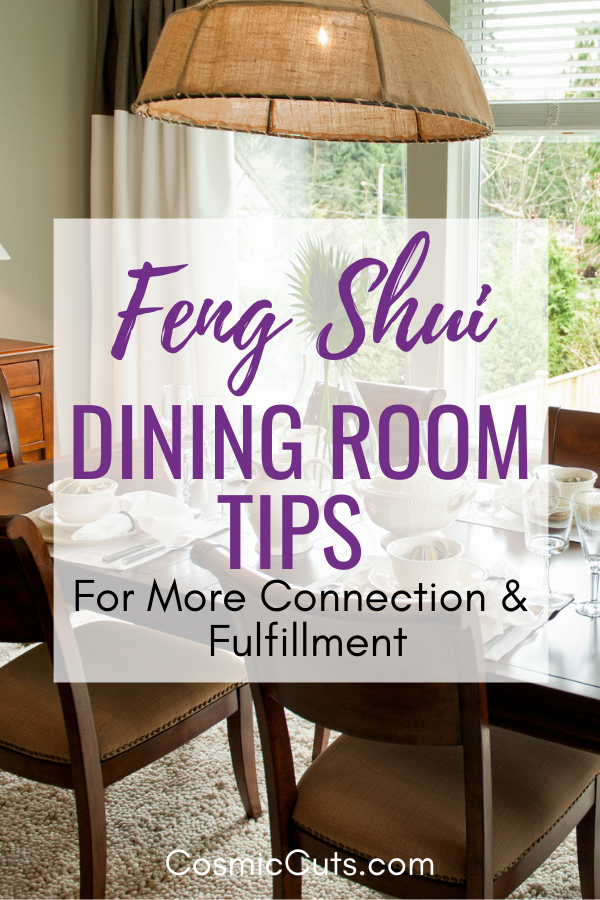 How to Use Feng Shui in the Dining Room