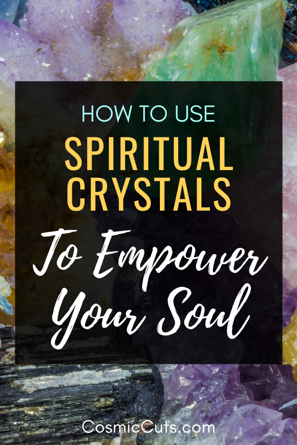 How to Use Spiritual Crystals