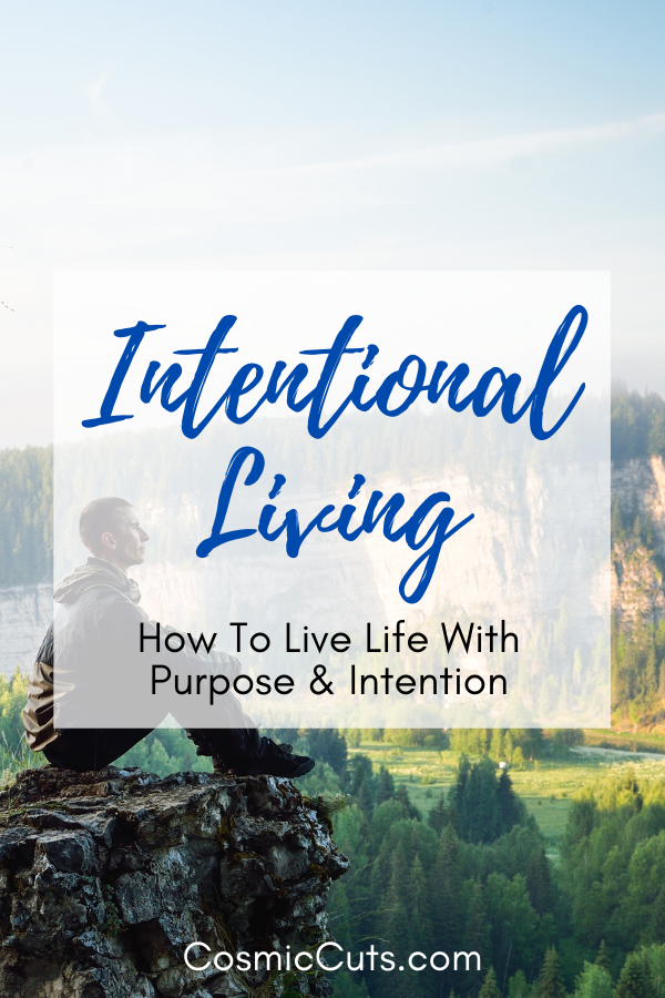 Intentional Living How to Guide