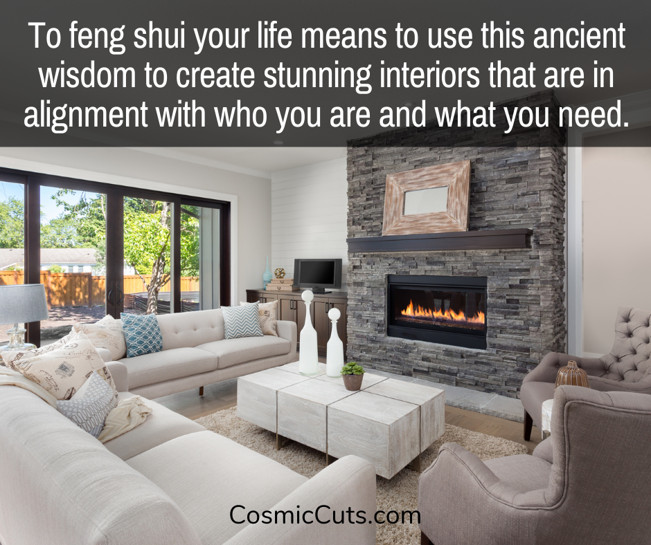 Interior Decorating With Feng Shui