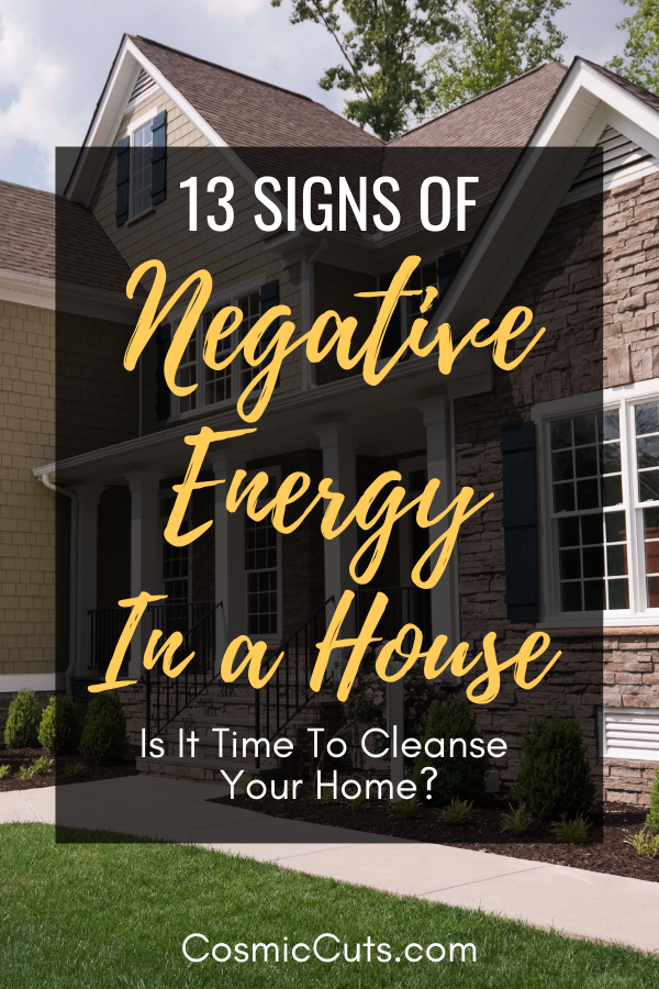 Is There Negative Energy in Your House?