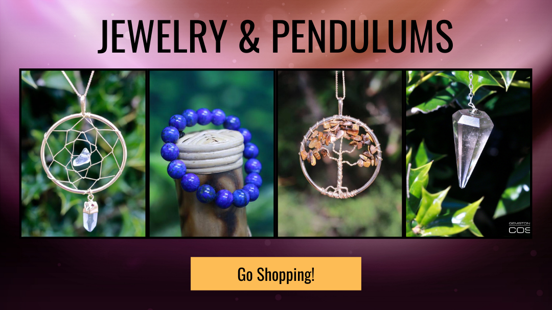 Jewelry and Pendulums