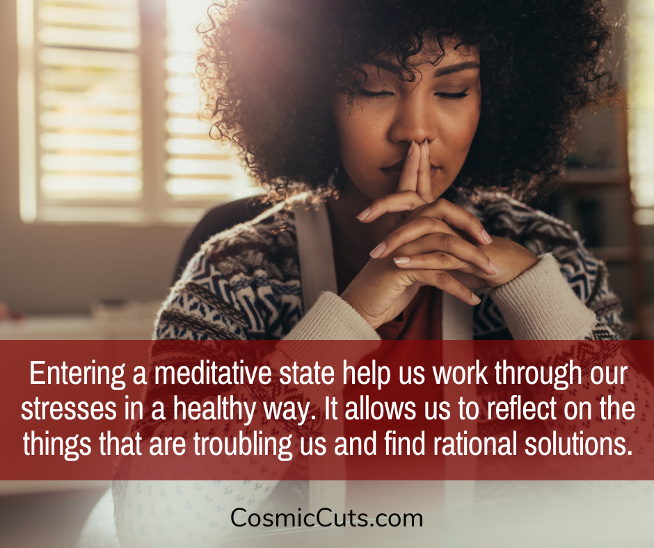 Meditate for Anxiety Relief