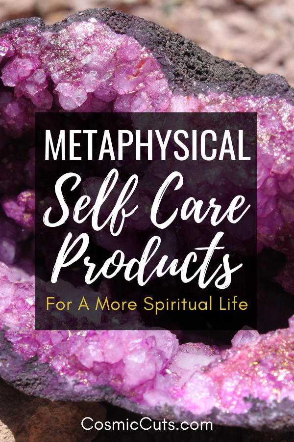 Metaphysical Self Care Products