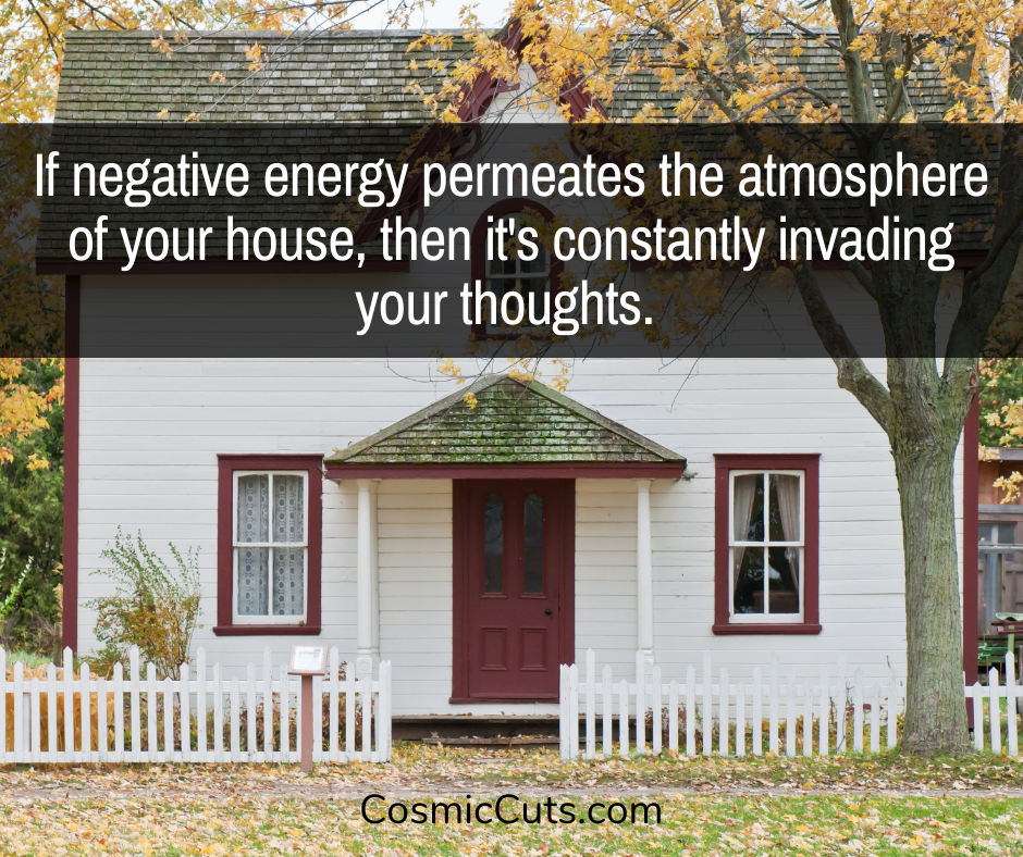 Negative Energy in a Home