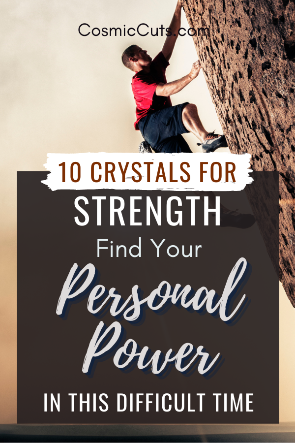 Personal Power Crystals
