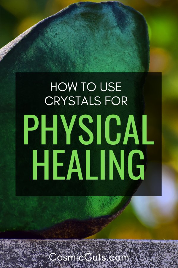 Physical Healing Stones