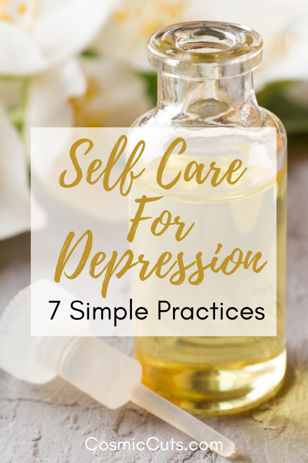Practices for Self Care for Depression