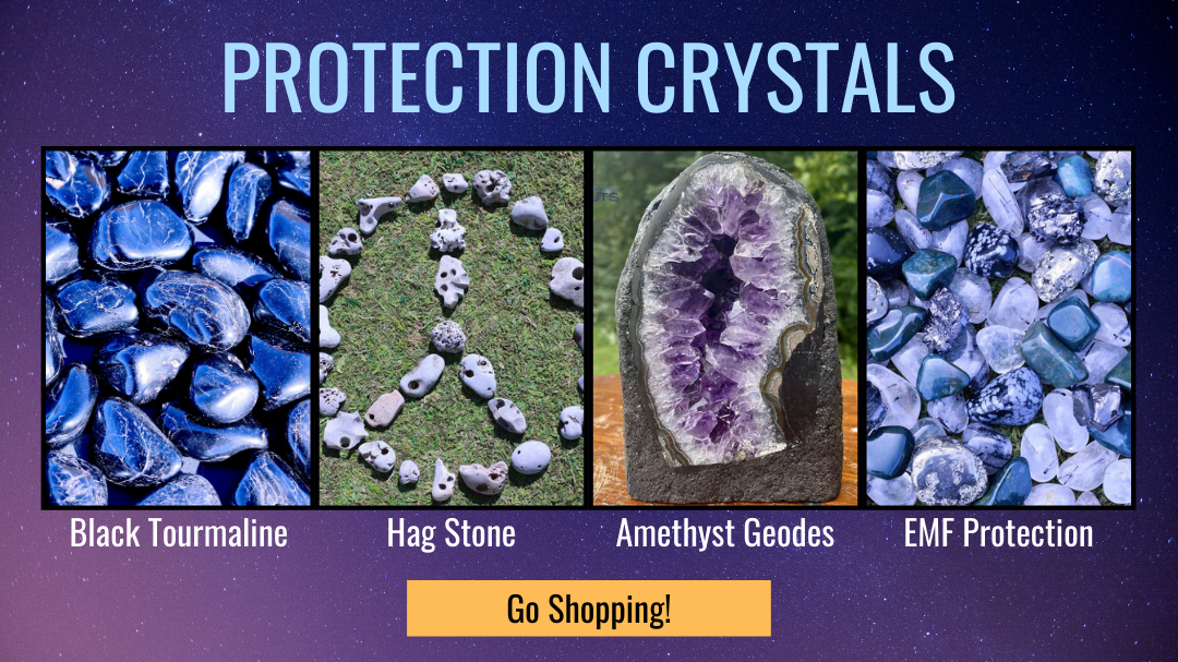 Protection Crystals