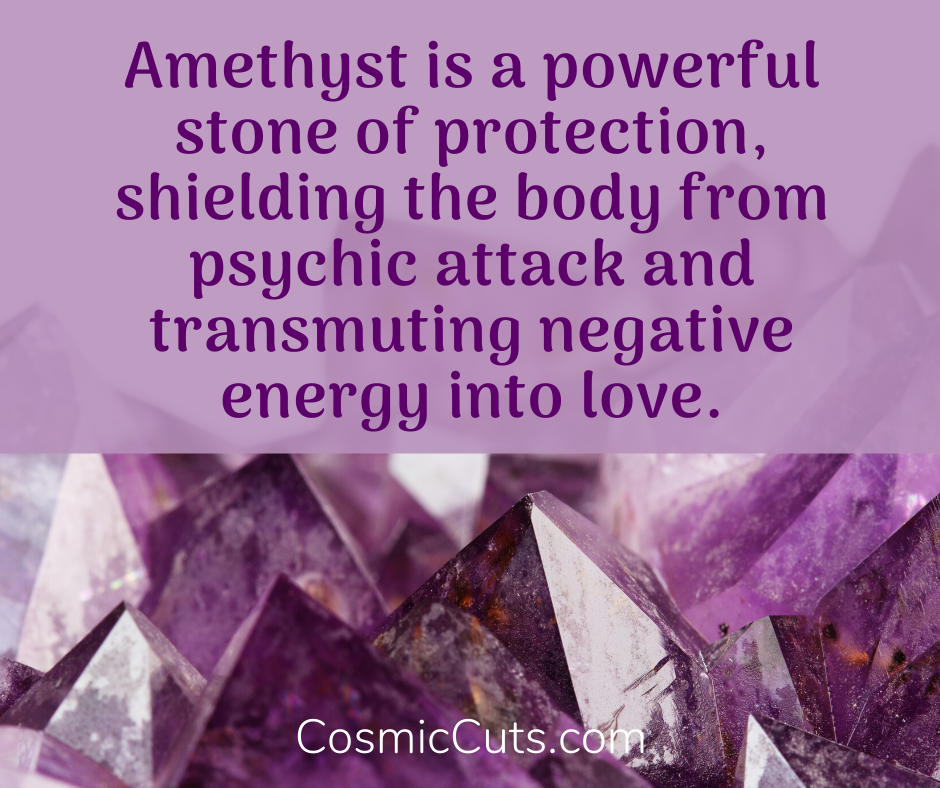 Amethyst for Protection