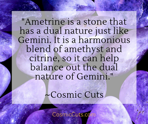 Ametrine for Gemini