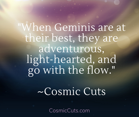 Gemini Best Traits