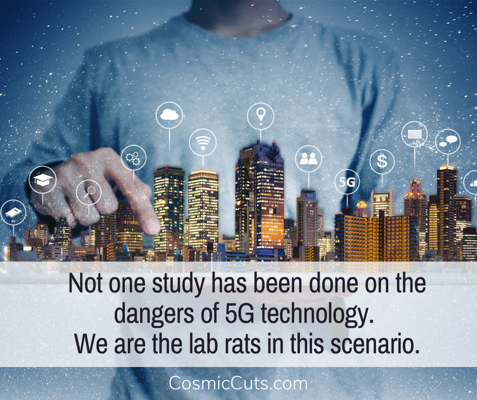 Studies on the Dangers of 5G