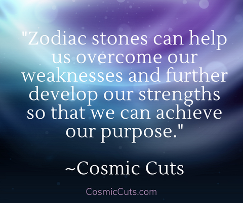 Zodiac Stones to Fulfill Our Purpose