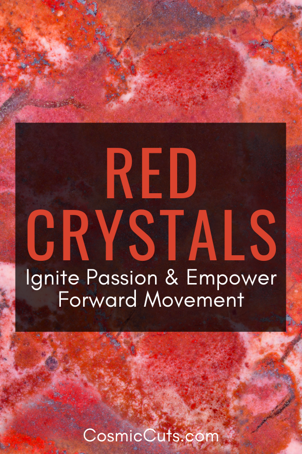 Red Crystals