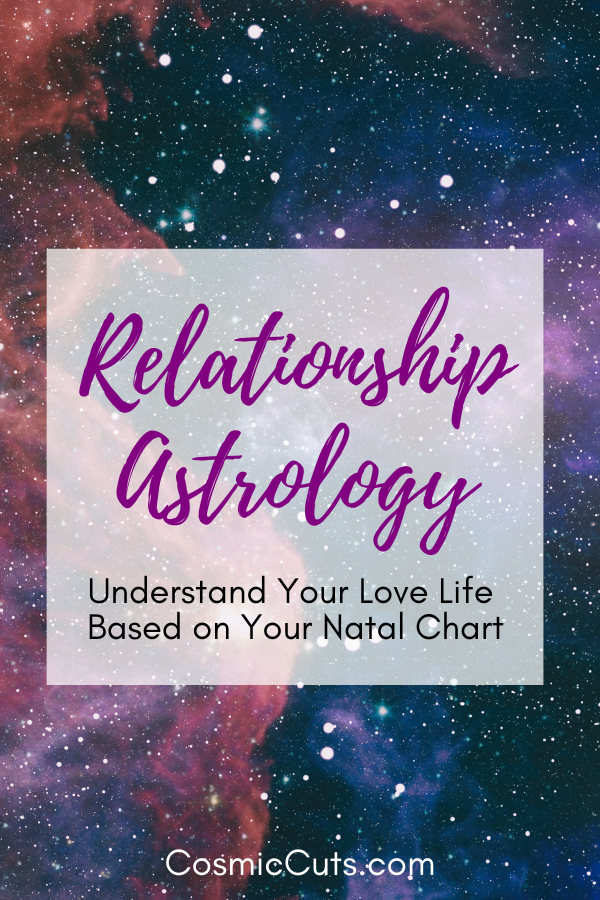 Relationship Astrology Understand Your Love Life Based on Your Natal Chart