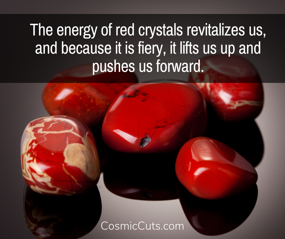 Revitalizing Red Gemstones