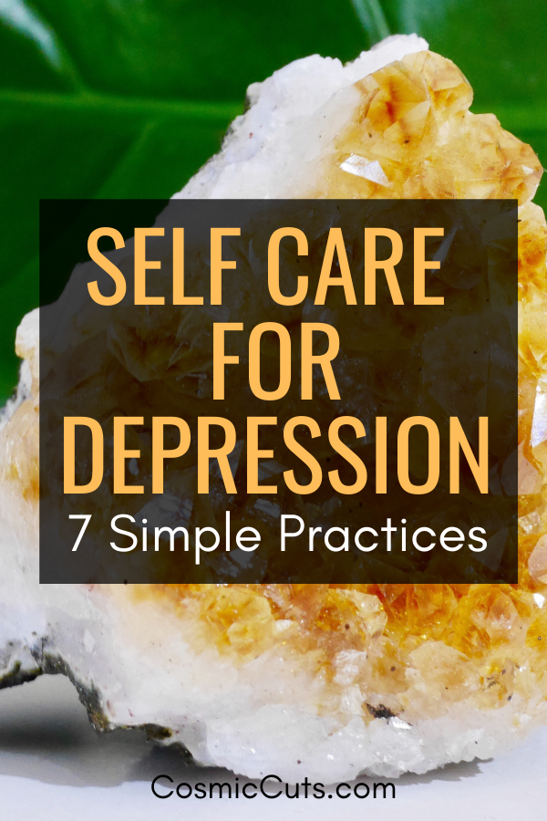 Self Care Practices for Depression