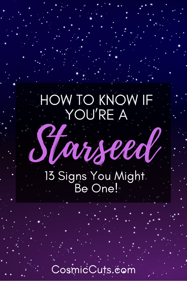 Signs You're a Starseed