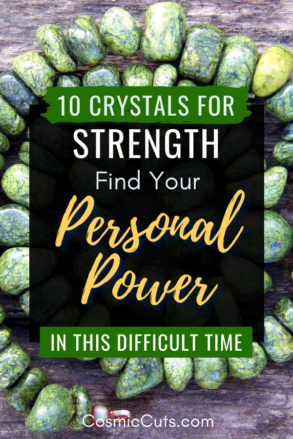 Strength Crystals