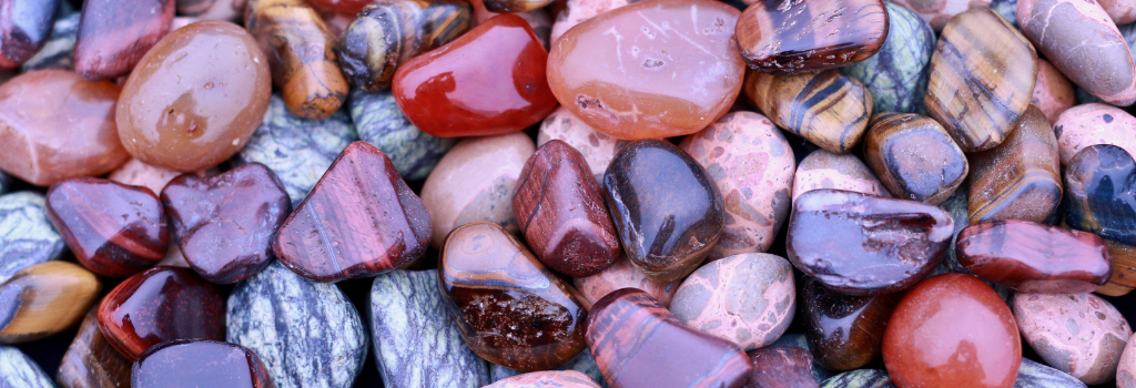 Strength Healing Gemstone Collection