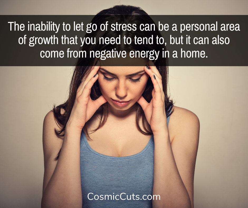 Stress Caused by Negative Energy at Home