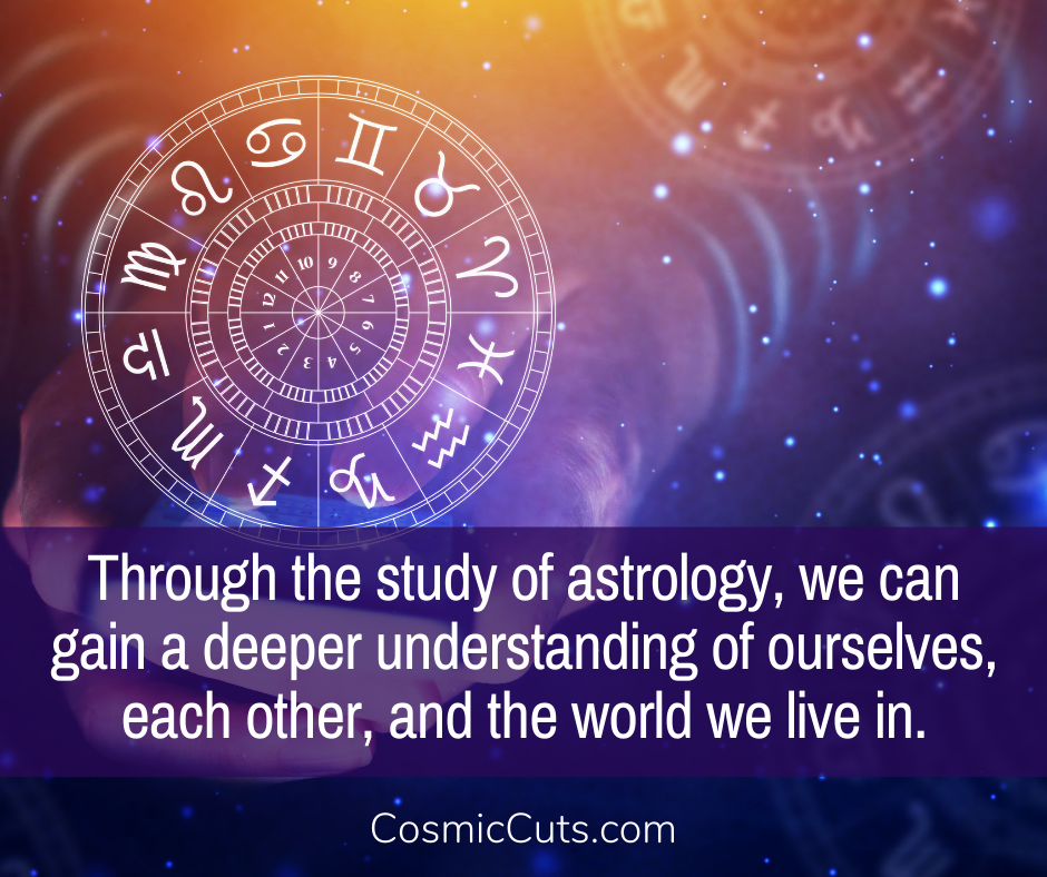 Study of Astrology Zodiac Signs