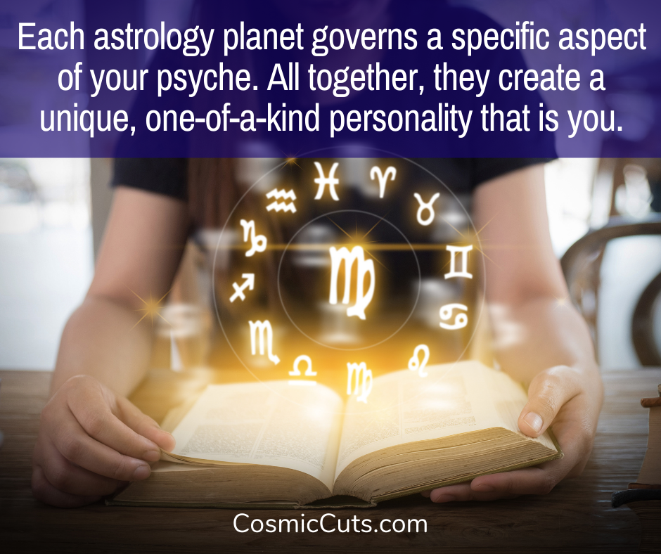 The Astrology of Planets and Personality