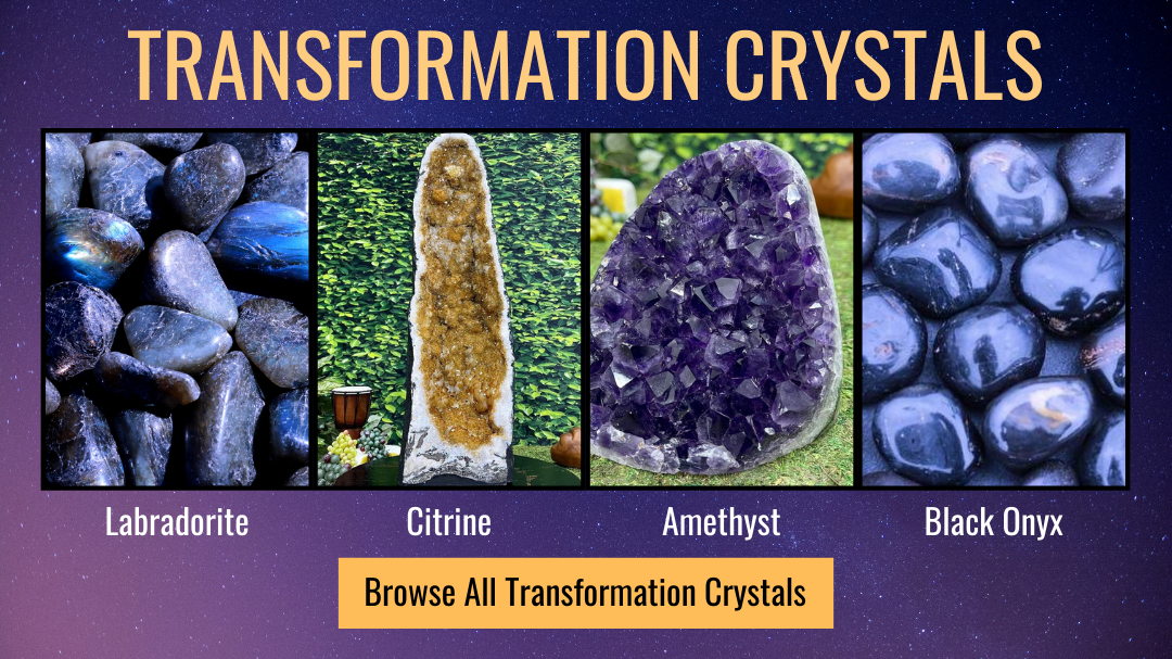 Transformation Crystals