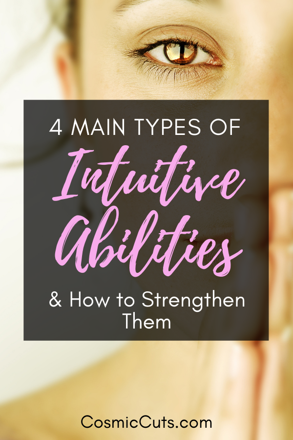 Types of Intuitive Abilities