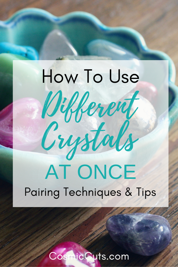 Using Different Crystals at Once