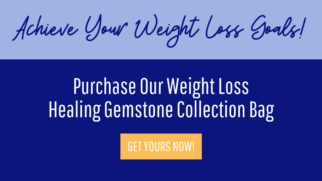 Weight Loss Healing Gemstone Collection