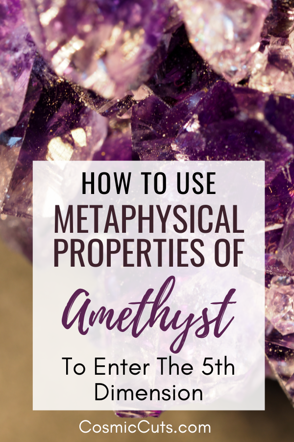 What Are the Metaphysical Properties of Amethyst