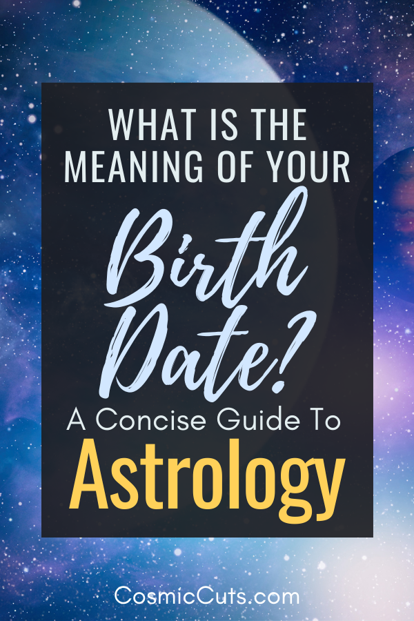What is the Meaning of Your Birthdate
