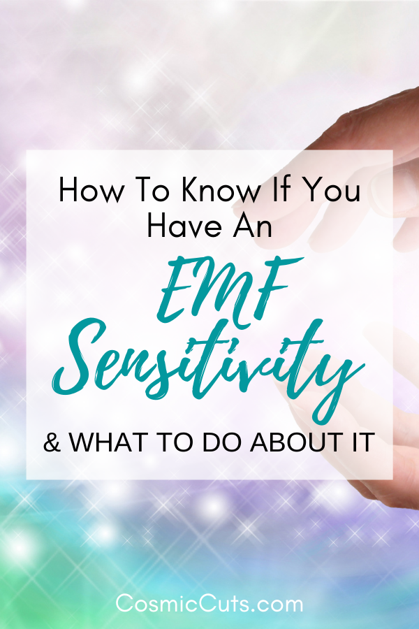 What to Do About an EMF Sensitivity